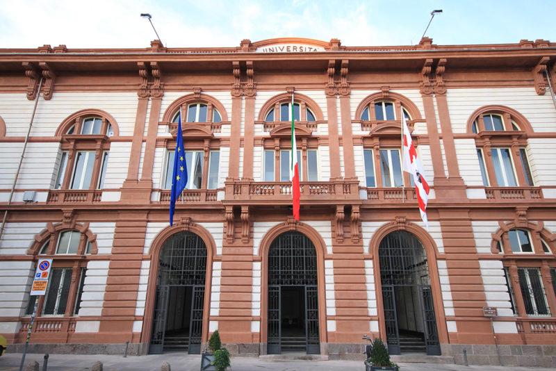 piazza università sassari