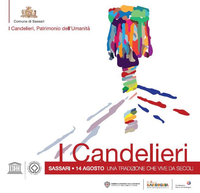 sassari candelieri 2019