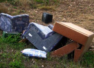 sassari abbandono rifiuti
