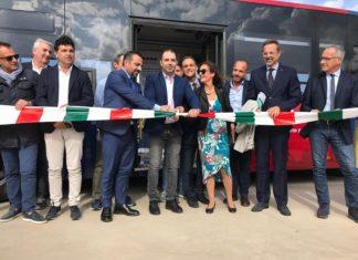 sardegna arst inaugurazione autobus