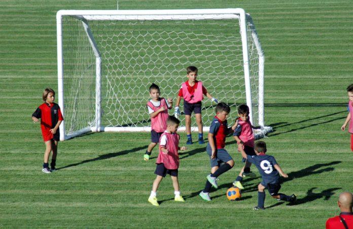 scuola calcio torres