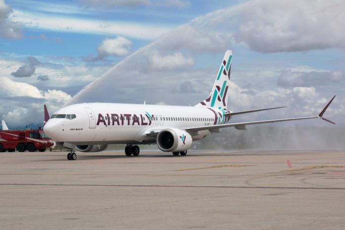 AirItaly Sardegna Lombardia