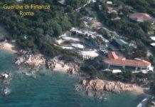 costa smeralda villa sequestrata guardia di finanza
