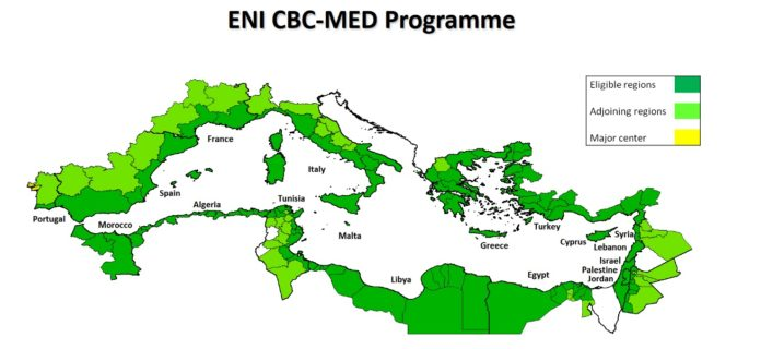 sassari uniss mediterraneo menawara tunisi ENI CBCMED unione europea acqua irrigazione agricoltura
