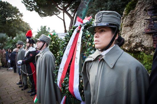 sassari 4 novembre brigata sassari unità nazionale parco emanuela loi