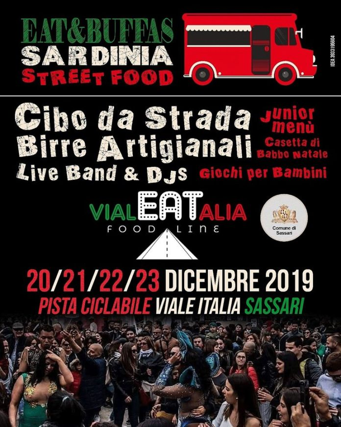 VialEATalia sassari emiciclo viale italia