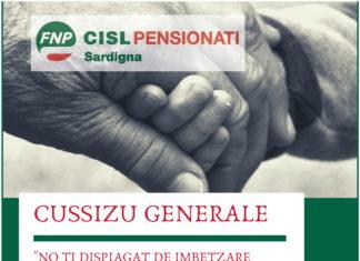 cisl consiglio pensionati olbia febbraio 2020