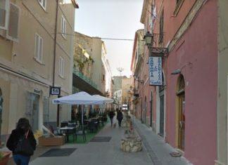 centro storico sassari