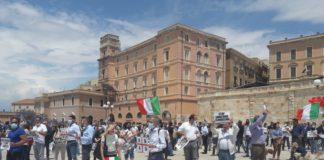 manifestazione 2 giugno cagliari centrodestra