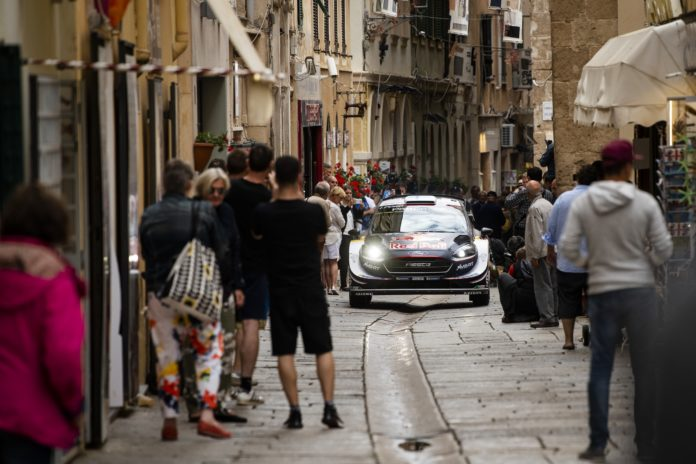 FIA World Rally Championship alghero