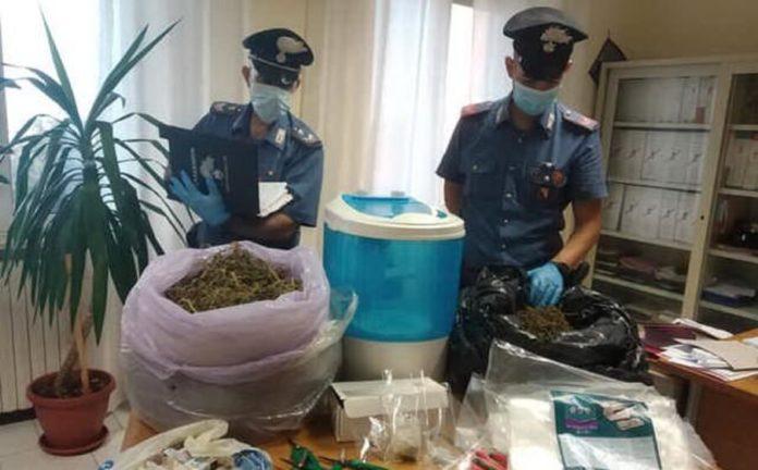 arresto per droga sassari